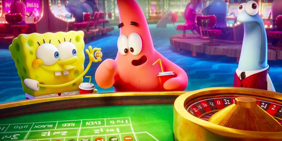 New Spongebob Movie That Skipped Cinemas Is Coming To Netflix