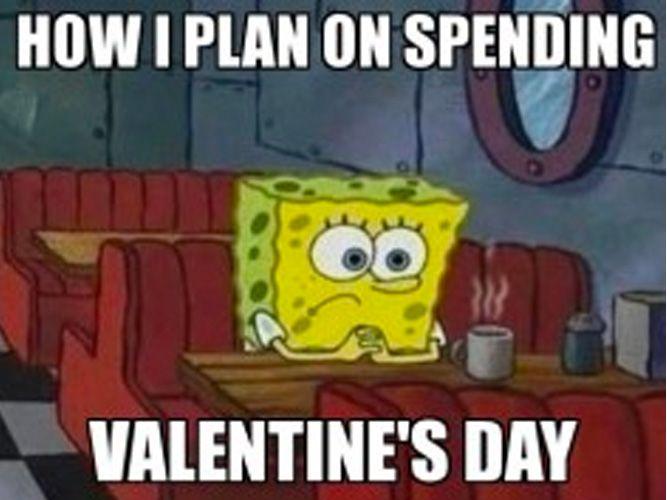 Sponebob Valentines