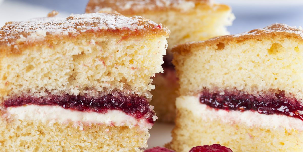 Royal pastry chefs share recipe for Victoria sponge served at the Queen's Garden Parties