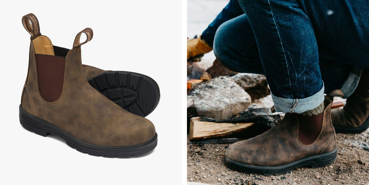 Step Up Your Boot Game by Stepping Into These Blundstones
