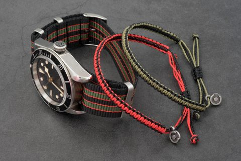 chibuntu nato strap watch