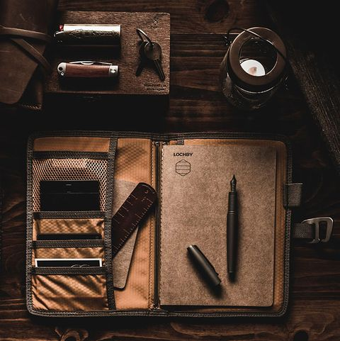 lochby notebook desk