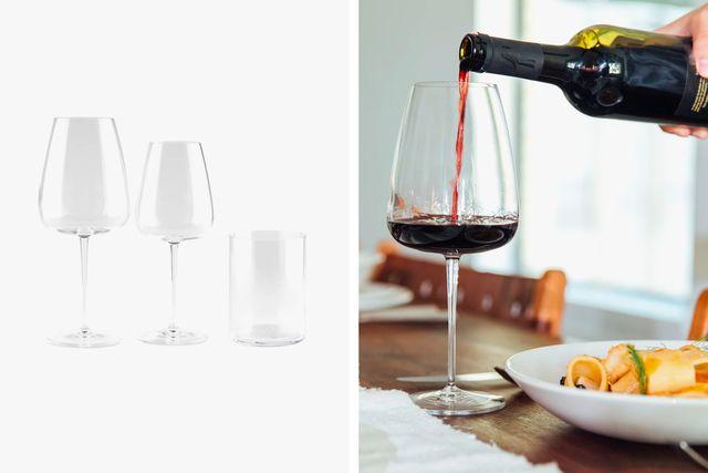 made in glassware