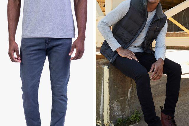 revtown taper jeans