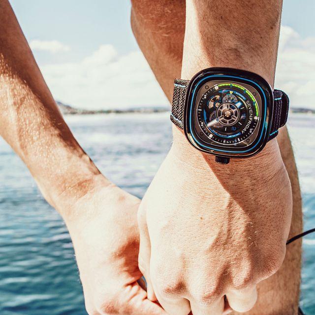sevenfriday beach watch