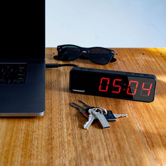 timebirds clock