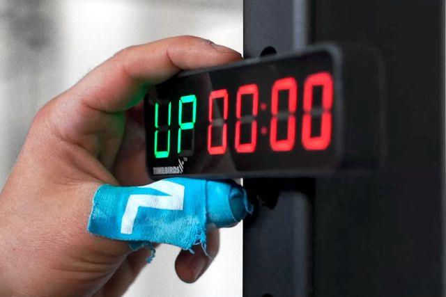 timebirds timer gym