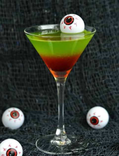 19 spooky, eye-catching and outrageous Halloween cocktail recipes