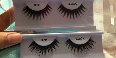 9887f05c076 This easy hack makes cheap false eyelashes look way more expensive