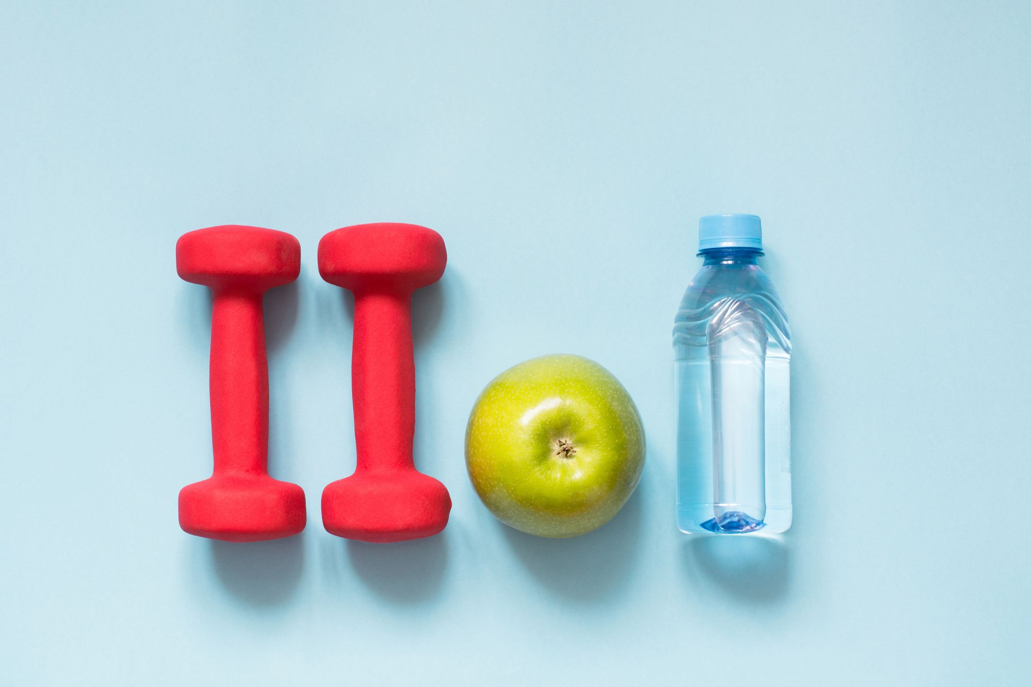 making small changes to lose weight