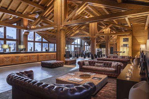 Hotel invierno Sport Hotel Hermitage