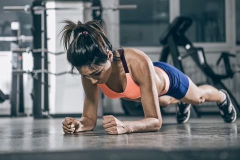 8 Core-Crushing Plank Variations That Will Fire Up Your Abs
