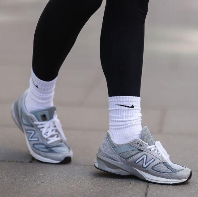 sportsokken nike in new balance schoenen