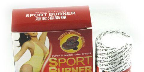 Sport Burner supplement