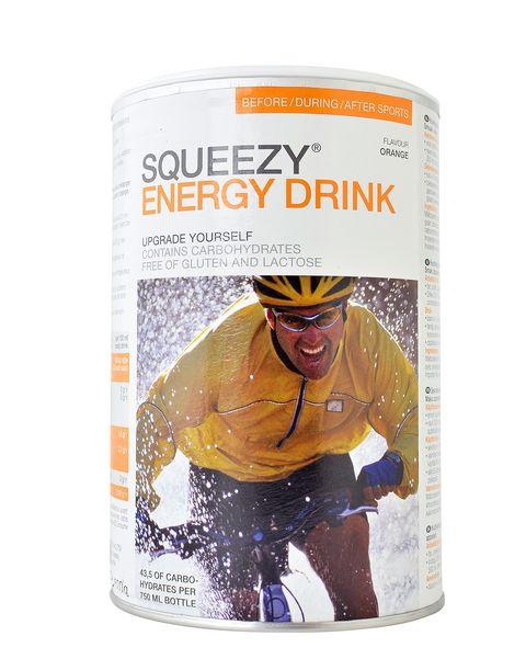 Isotone dorstlessers - Squeezy Energy Drink