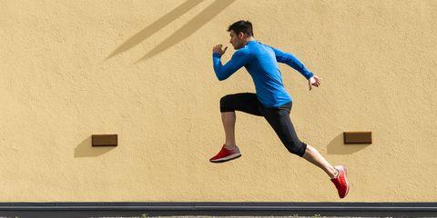 correr al aire libre