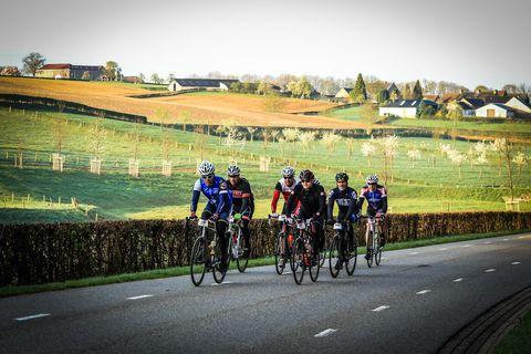 Win startbewijzen voor de Volta Limburg Classic Toertocht