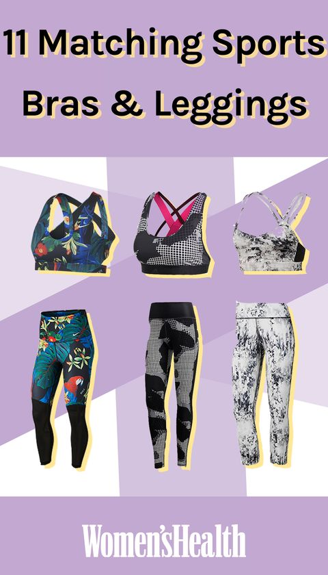 Best Sports Bras and Leggings