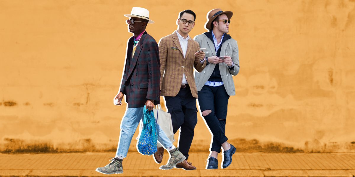 6 Ways to Casually Style a Sport Coat