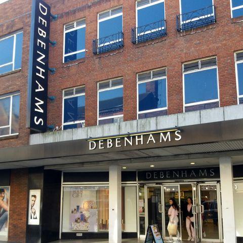 0485cb14e17d3 22 Debenhams Stores To Close In 2020 - London Store Closures Confirmed