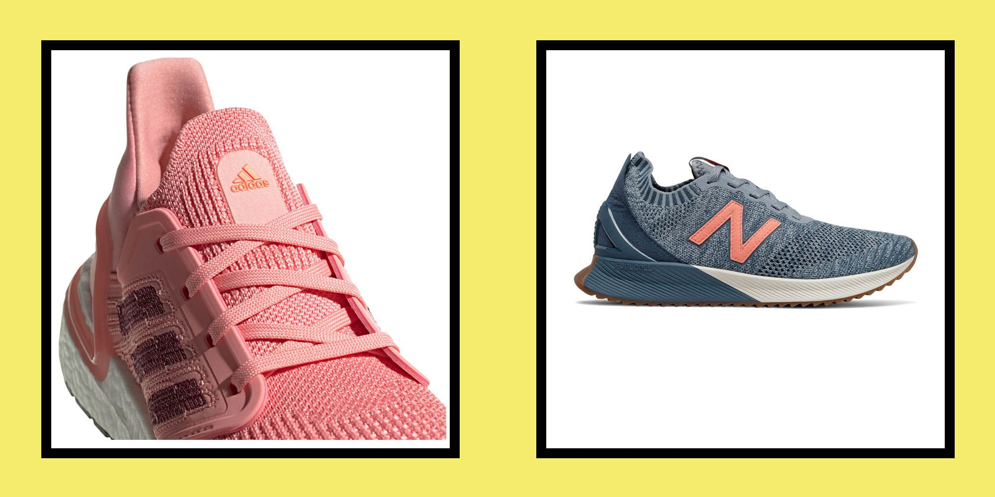 The best running shoes in the Black