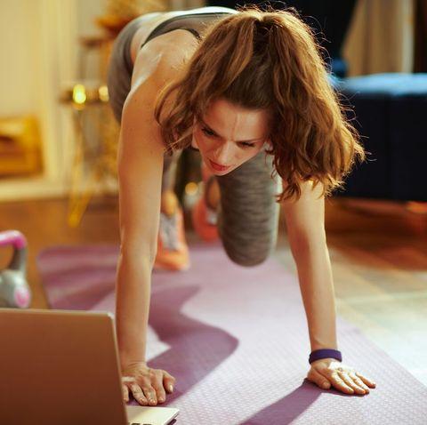tabata終極訓練菜單!針對瘦小腹瘦腿、4分鐘到30分鐘的爆汗減肥運動