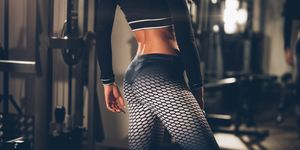 glutes oefening workout