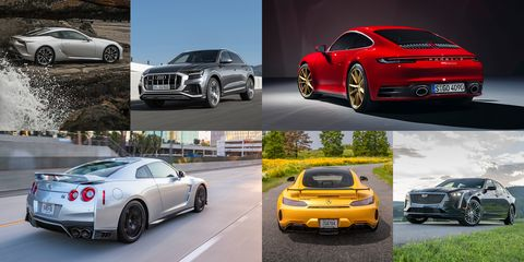 The 20 Best Sports Cars If You Have 100k To Spend