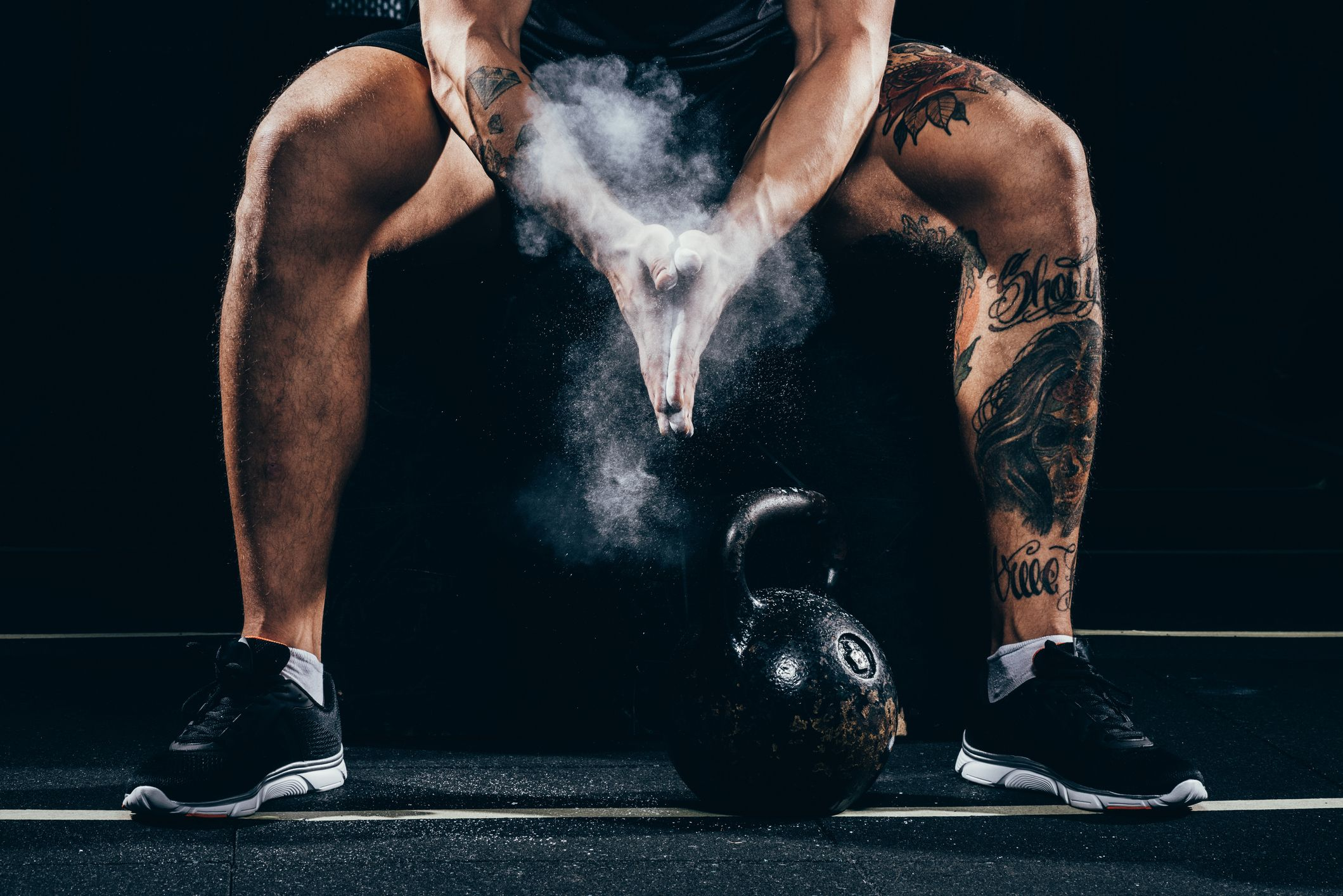 This 3-Part, Full-Body Workout Is Designed to Test Your Strength and Your Stamina
