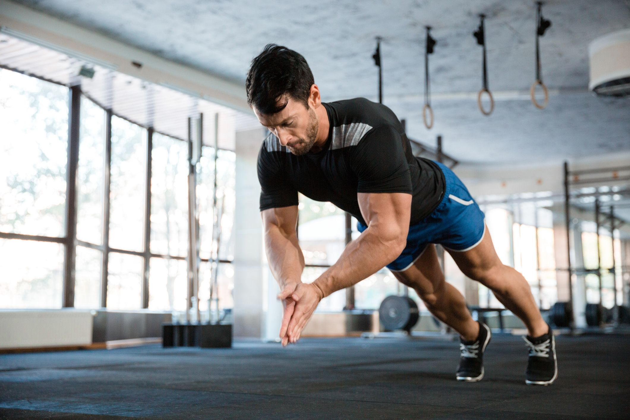 Blast Through Body Fat with This Bodyweight HIIT Workout