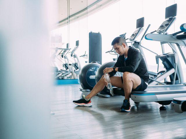 sportsman training