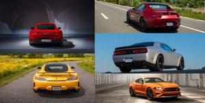 20 coupes you can buy instead of a C8 Corvette