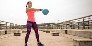 full body kettlebell workout - Women's Health UK