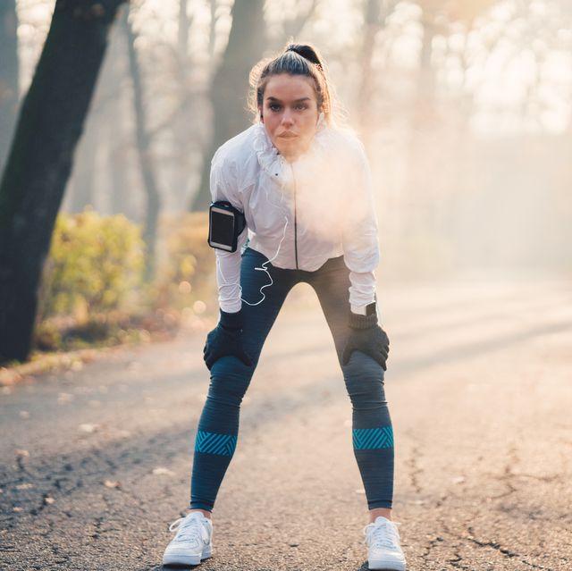 running training mistakes