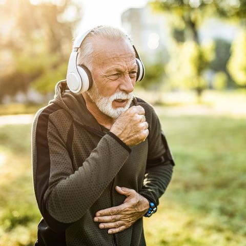 can allergies cause a cough