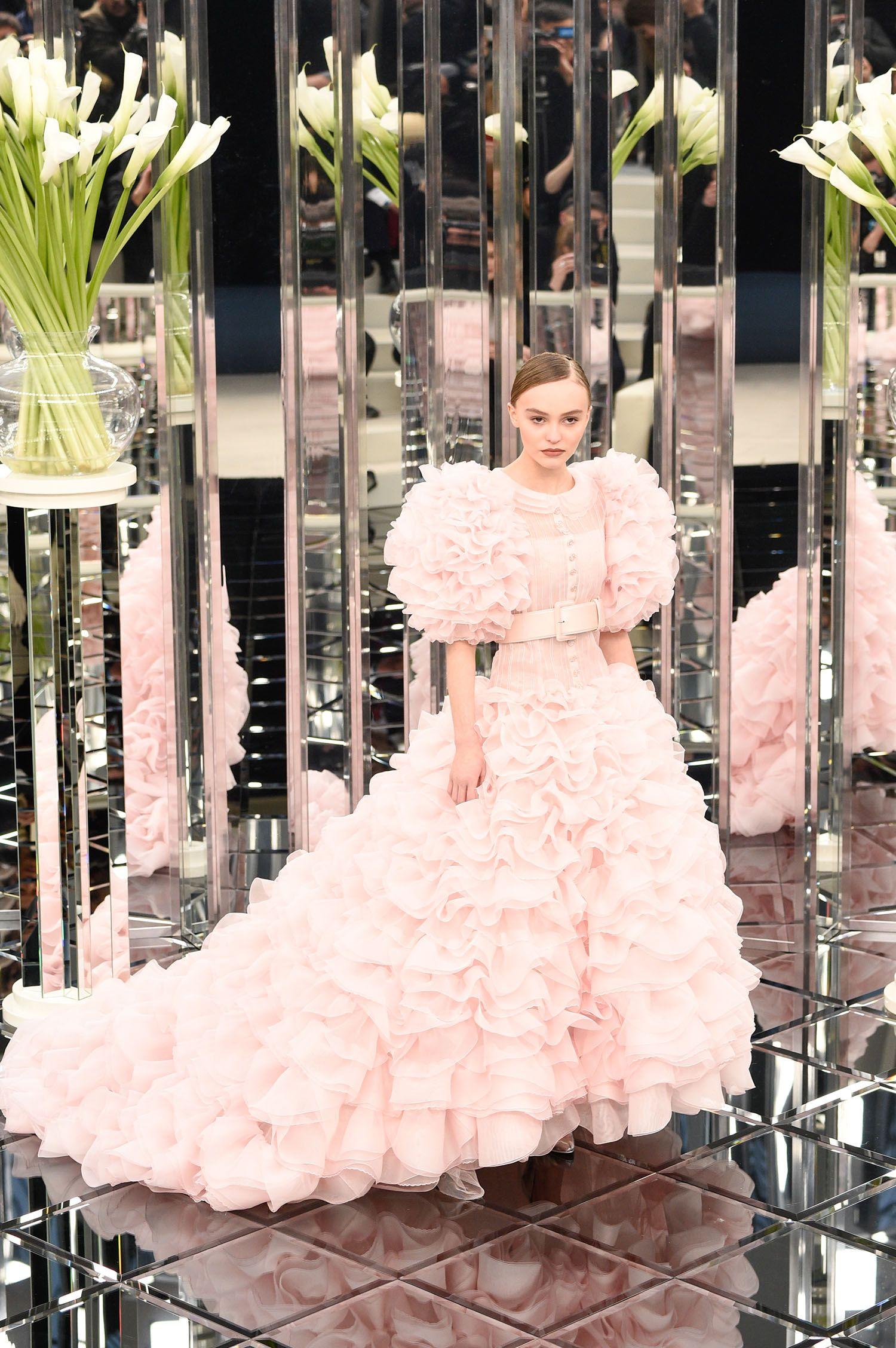 Le spose di Chanel secondo Karl Lagerfeld
