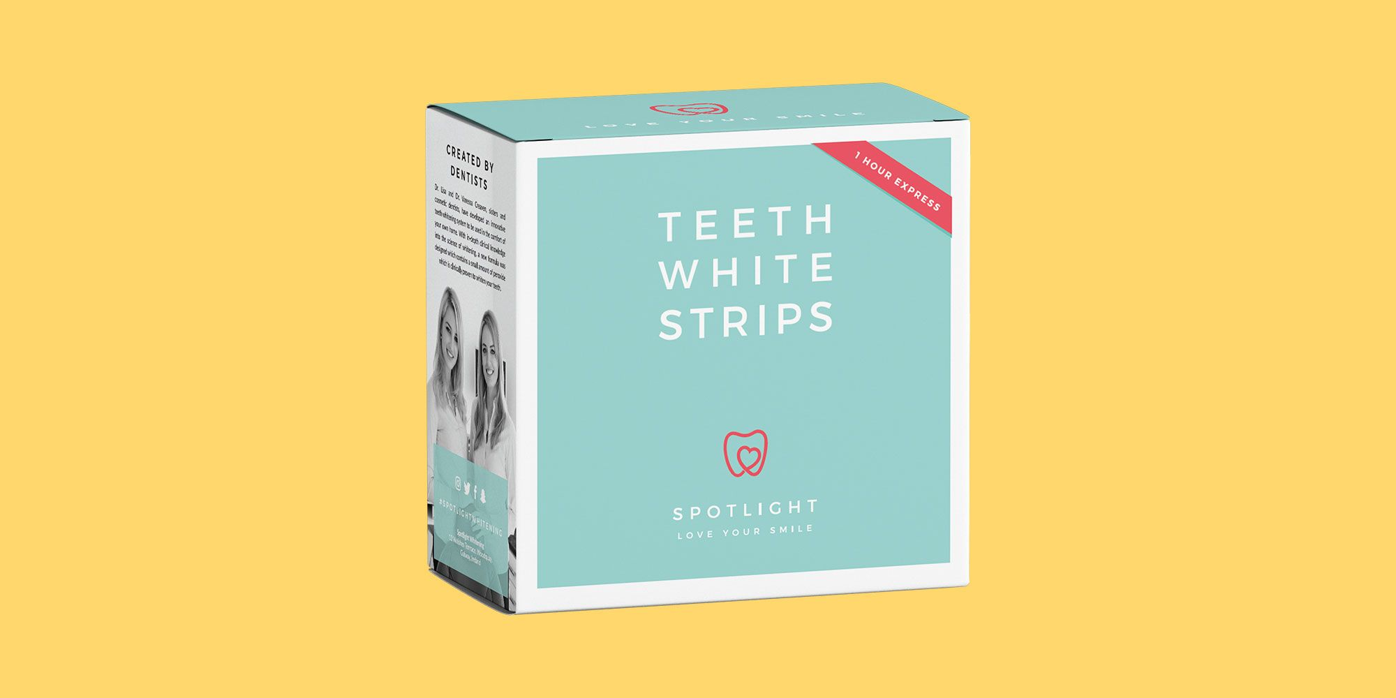 Spotlight Teeth Whitening Strips Review