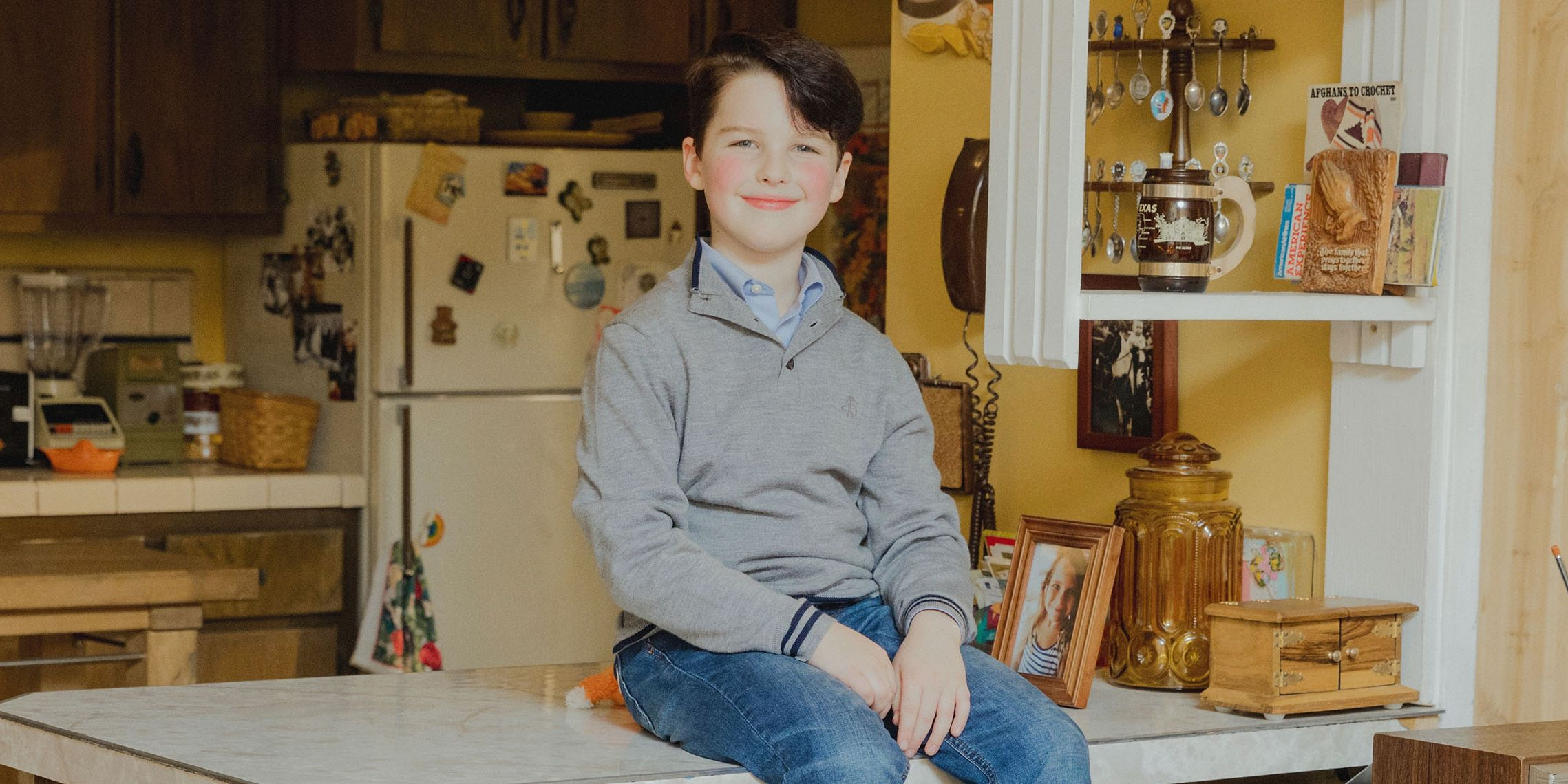 """The """"Young Sheldon"""" star has already enjoyed a career filled with more prestige than most adult actors might dream of having in their entire lives."""