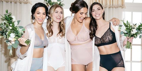 aa09b89b0e42f Spanx. Spanx just launched a brand-new shapewear bridal ...