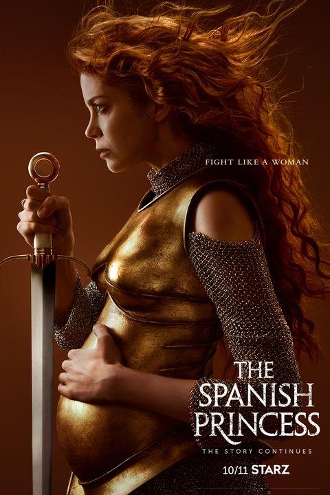 the spanish princess 2020 marketing shoot   january 31 february 1 2020
