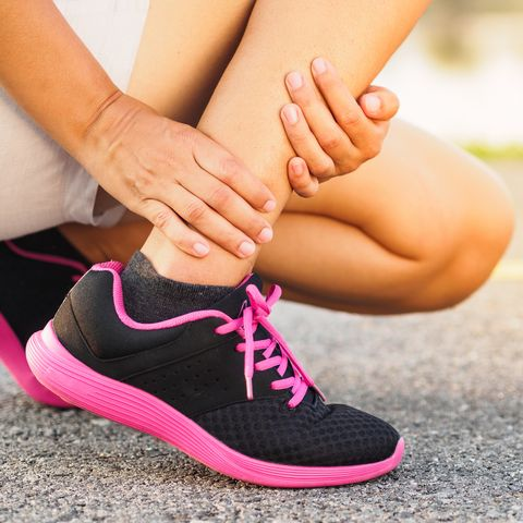 Sprained ankle diagnosis, treatment and danger signs