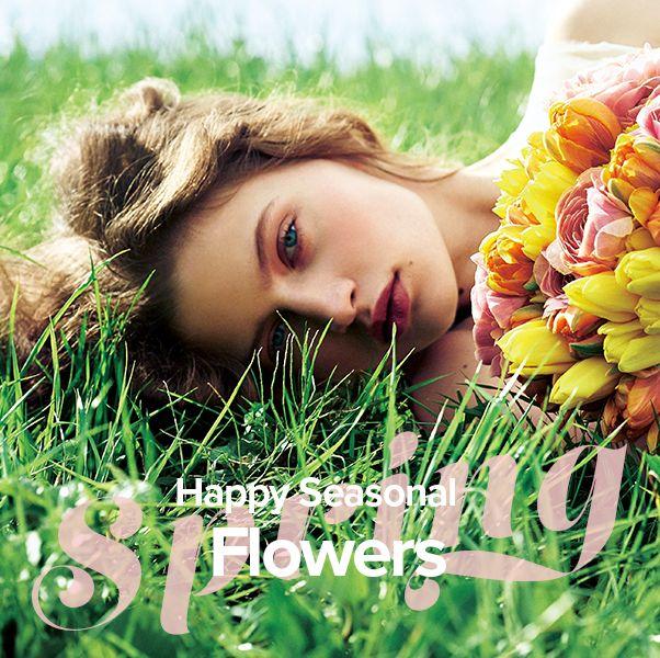 春の花で彩る♡幸せブライズフラワー