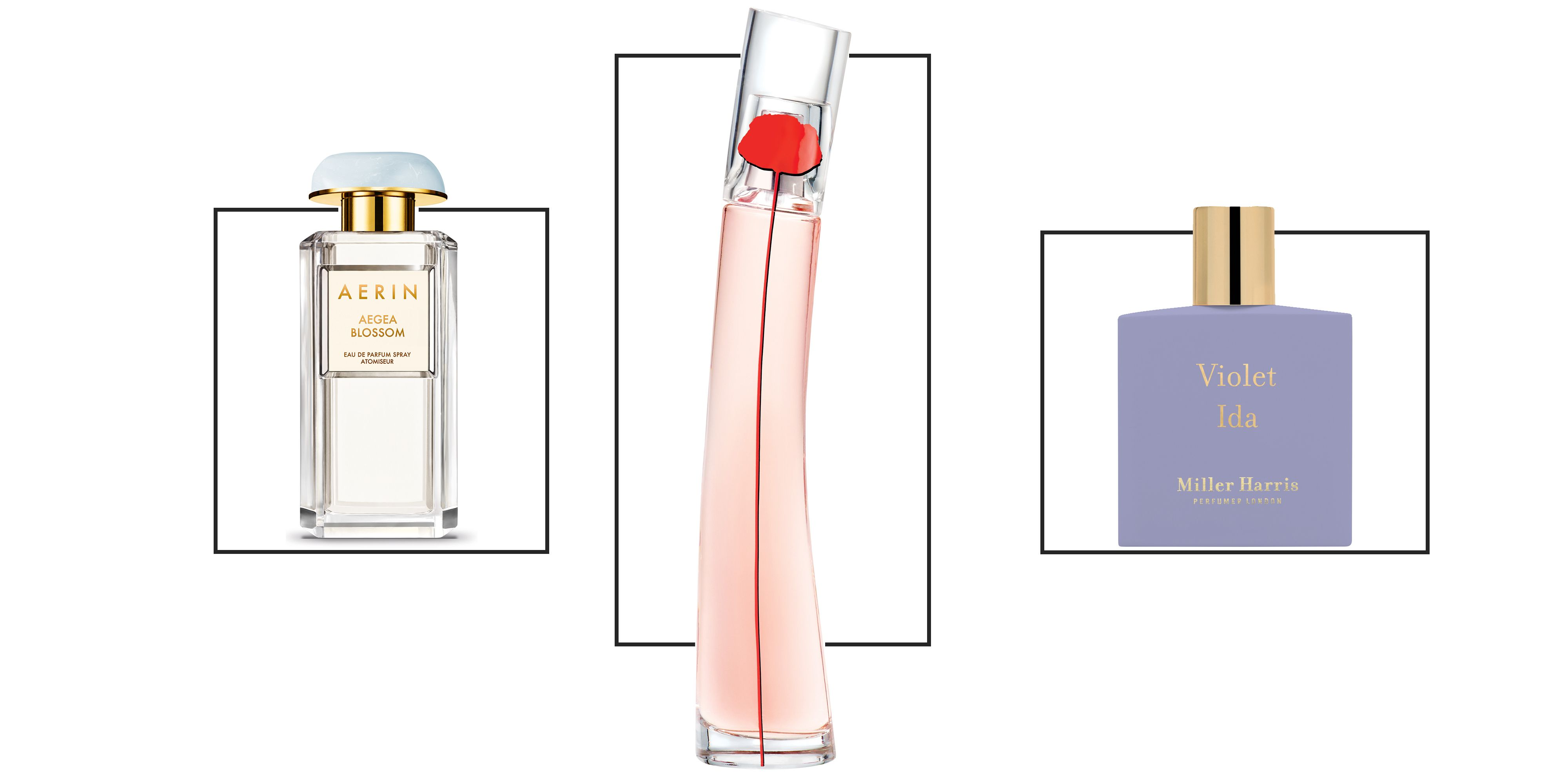 Spring 2019 perfumes - new fragrances for women