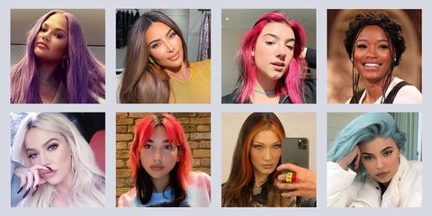 spring 2021 hair colors