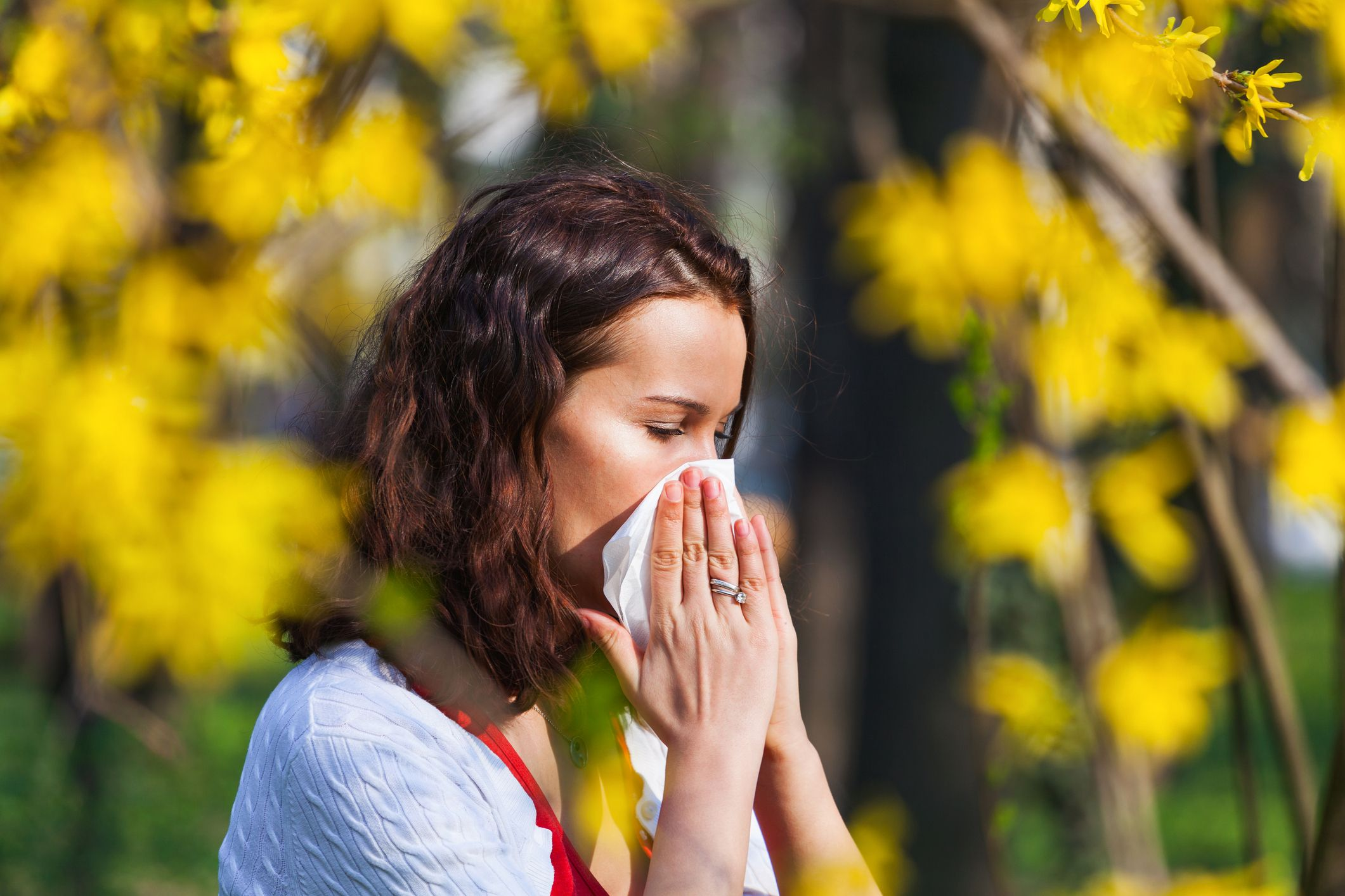 Common Spring Allergy Symptoms - How to Identify and Treat Spring Allergies