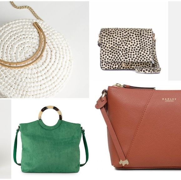 ac8fef77b46 Spring/Summer Bags: 13 Spring/Summer Bags To Shop Now, From Just £18