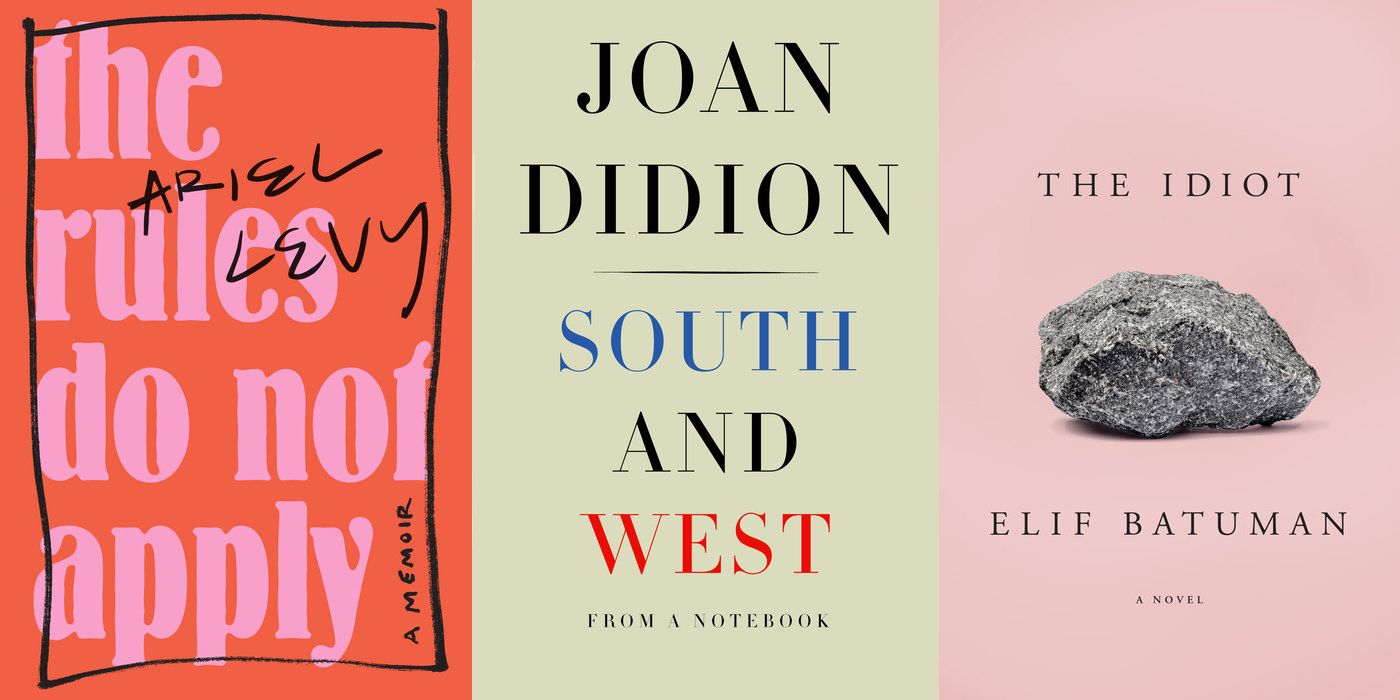 The 15 Best New Books to Read This Spring