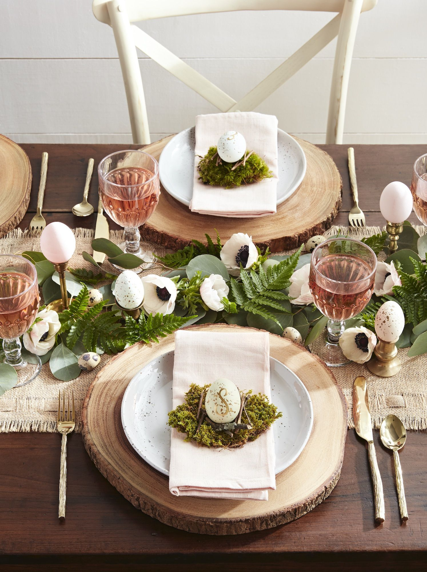 24 Spring Centerpieces To Diy Spring Centerpiece Ideas With Or Without Flowers