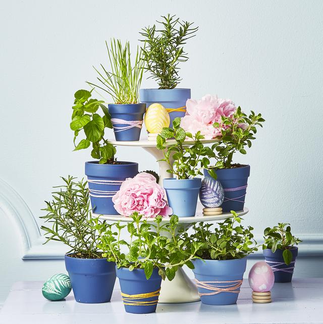 18 Spring Centerpieces To Diy Spring Centerpiece Ideas With Or