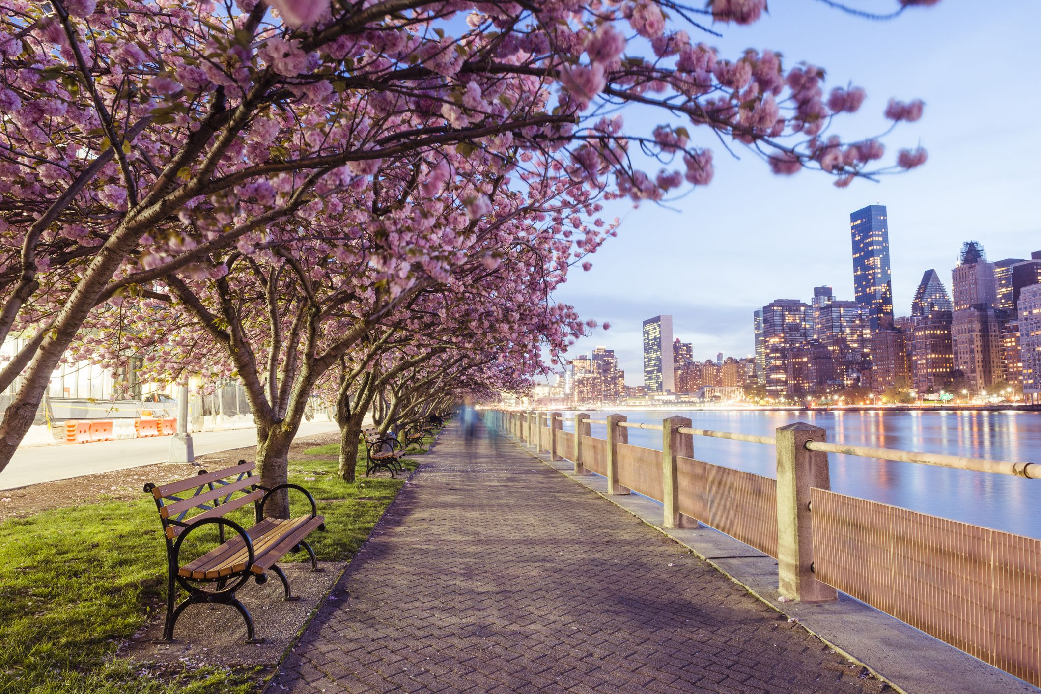 Why spring is the best time to visit New York